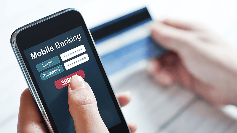 How safe is your mobile banking?