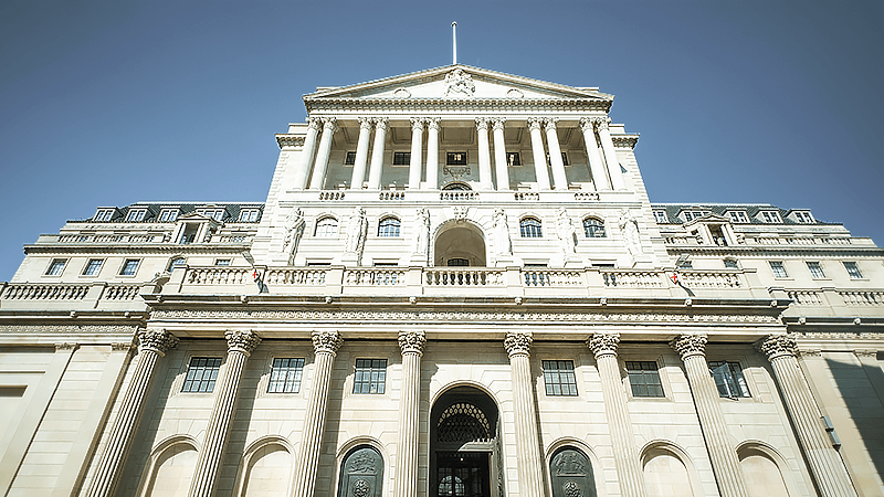 FCA chief to be new governor of the Bank Of England