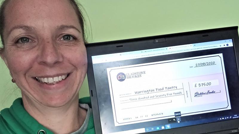 Chosen charity – Warrington Food Pantry